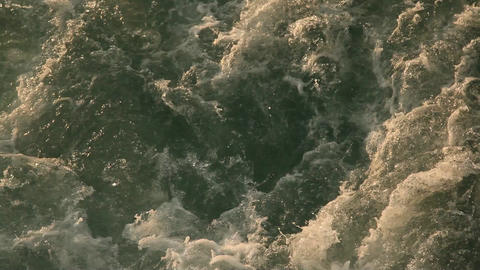 Water waves in the Moonlight Live Action