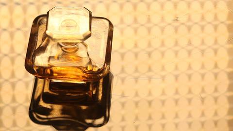 Perfume bottle, Live Action