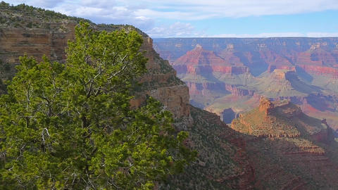 Grand Canyon National Park in Arizona, USA Footage