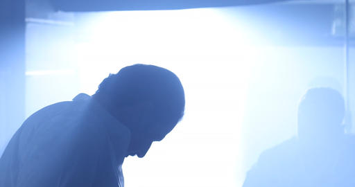 Man head Silhouette Live Action