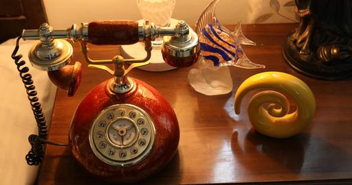 Antique Land Phone Live Action