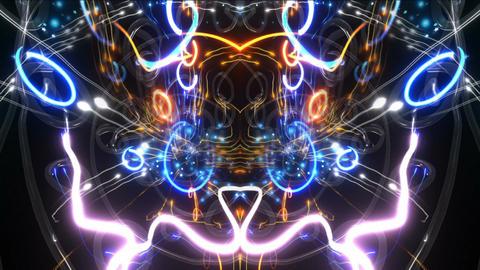 Raging Energy 01 Vj Loop Animation