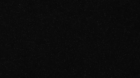 universe flickering stars in motion Archivo