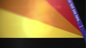 Rainbow Strips stock footage