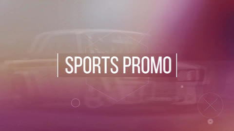 Sports Promo Premiere Pro Template