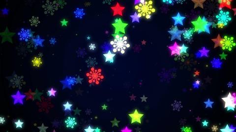 Night glitter zoom 8 Animation
