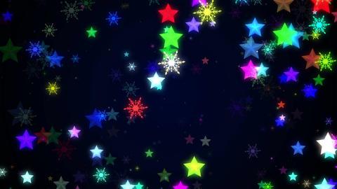 Night glitter zoom 9 Animation