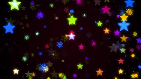 Night glitter zoom 11 Animation