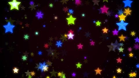 Night glitter zoom 14 Animation