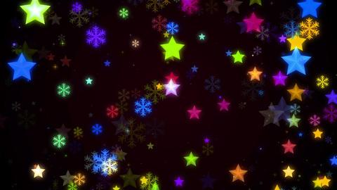 Night glitter zoom 16 Animation
