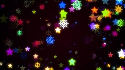 Night glitter zoom 17 Animation