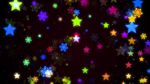 Night glitter zoom 18 Animation