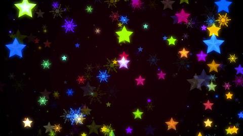 Night glitter zoom 19 Animation
