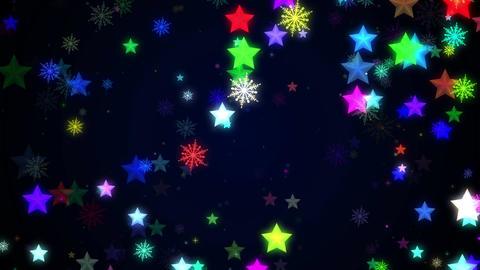 Night glitter zoom 1 Animation
