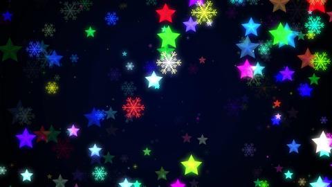 Night glitter zoom 5 Animation