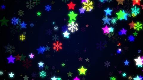 Night glitter zoom 6 Animation