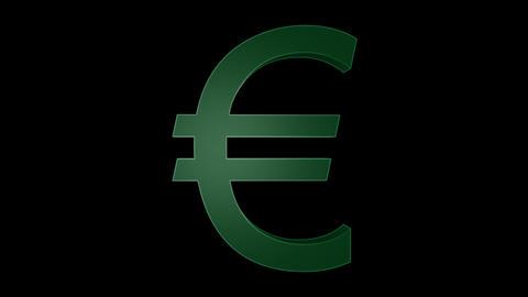 Simple euro Footage