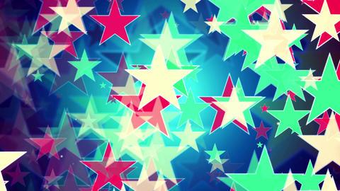 Stars big zoom Animation