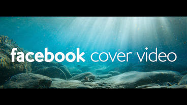 Facebook cover video Premiere Proテンプレート