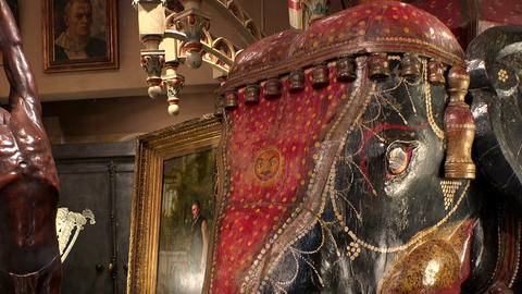 Shop antiques from India Live Action
