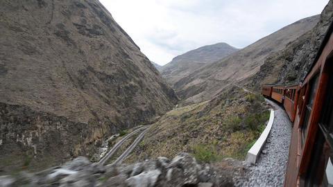 Train in Ecuador Live Action