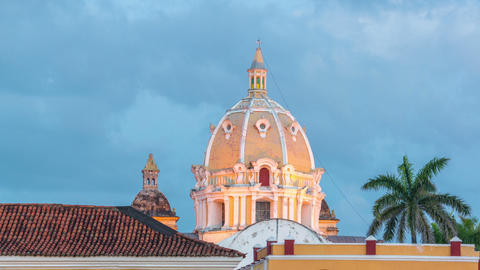 Cartagena Time Lapse Footage