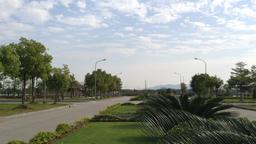 Ngo Gia Tu Park Footage