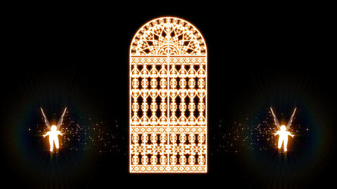 Fairy's doors Animation
