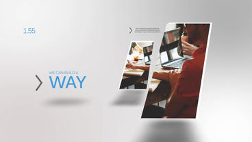 Minimal & Corporate After Effects Templates