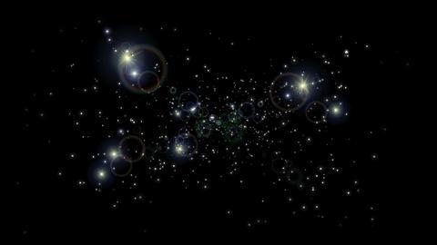 Digital Animation of a Starflight Loop 画像