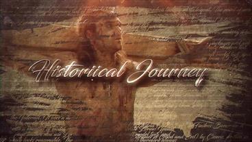 Historical Journey Plantilla de After Effects