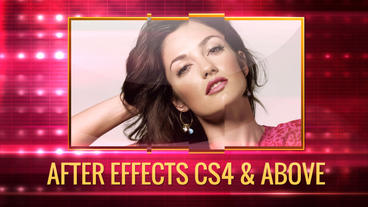 Super Show: After Effects Template Plantilla de After Effects