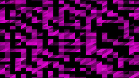 Abstract Geometric Background Triangles And Lines Loop 4K Stock Video Footage