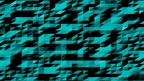 Geometric Loopable Background 4K Stock Video Footage