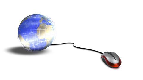 WorldNet animation (Loop) Animation