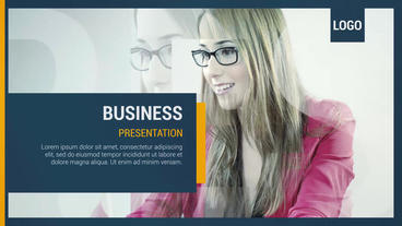 Business Presentation Plantilla de After Effects