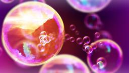Bubble Slideshow Premiere Proテンプレート