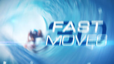 Fast Moves 3D – After Effects Template Plantilla de After Effects