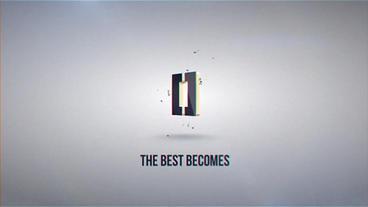 3D Business Logo Reveall Plantilla de After Effects