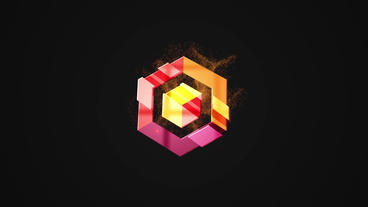 Impact Logo Premiere Proテンプレート