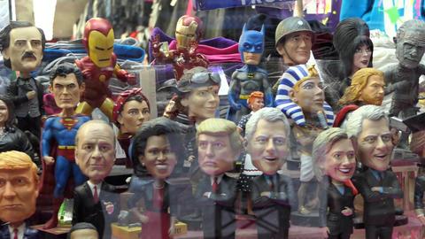 American Heroes in Street Shop Image