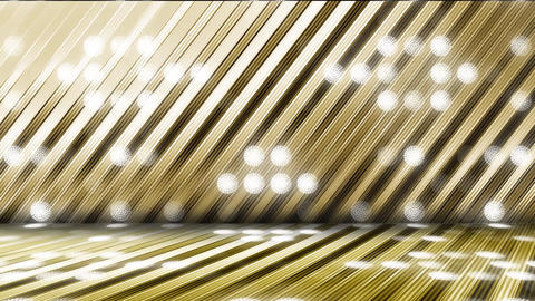 GOLD-LED WALL1-7 CG動画