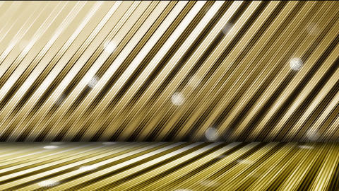 GOLD-LED WALL2-1 CG動画