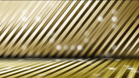 GOLD-LED WALL2-3 CG動画