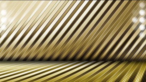 GOLD-LED WALL3-5 CG動画