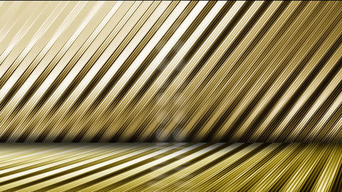 GOLD-LED WALL3-7 CG動画