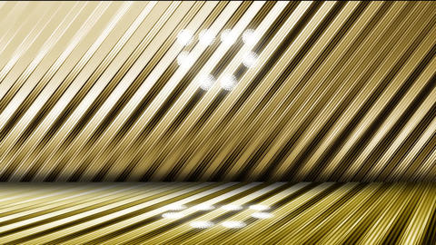 GOLD-LED WALL3-9 CG動画