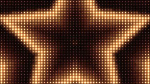 Stars Blinking Lights Board VJ Loop Background 스톡 비디오 클립, 영상 소스, 스톡 4K 영상