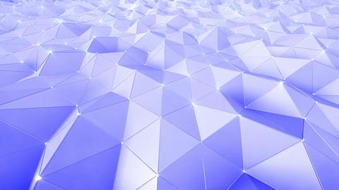 Geometric Wall 1s NBpFc 4k CG動画