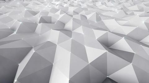 Geometric Wall 1s NBpMb 4k CG動画